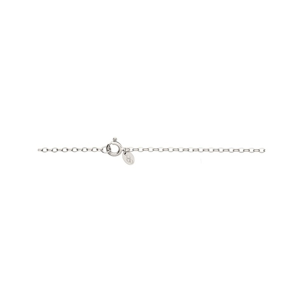 Links of London Sterling Silver Large Timeless Pendant Necklace 5024.1403