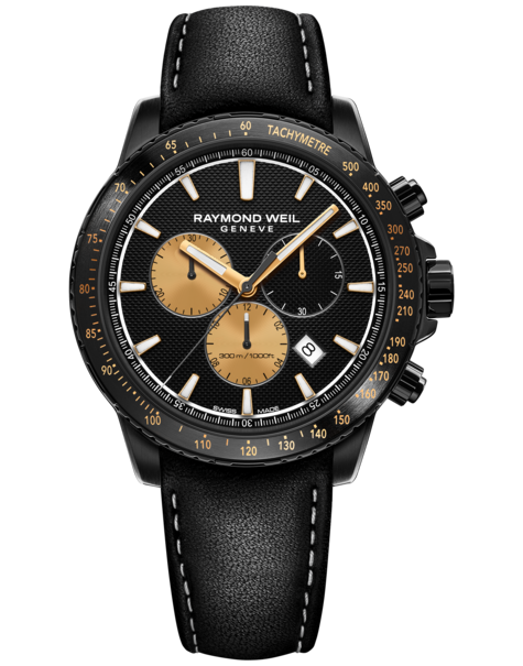 Raymond Weil Tango 300 Marshall Amplification Limited Edition Chronograph Watch 8570-BKC-MARS1