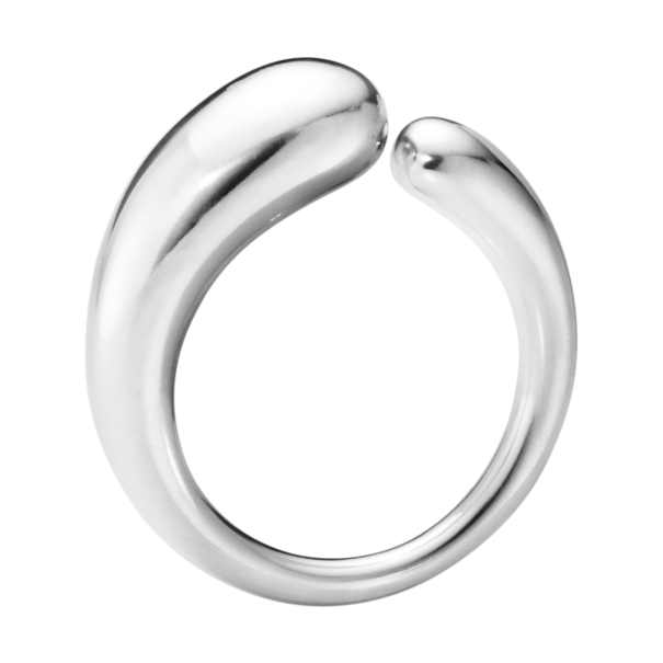 Georg Jensen MERCY Sterling Silver Ring (small) 10015105
