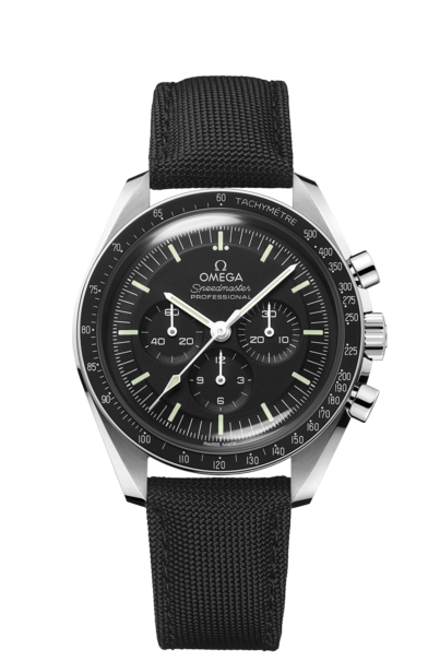 Omega Speedmaster Moonwatch Professional Co‑Axial Master Chronometer Stainless Steel Mens Chronograph Watch 31032425001001