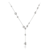 Chimento 18ct White Gold Armillas Acqua Necklace 1G01441ZB5500 Thumbnail