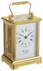 Woodford Solid Brass Mechanical Obis Carriage Clock 1413 Thumbnail