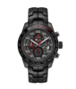 TAG Heuer Carrera Calibre HEUER 01 Automatic Black Stainless Steel Ayrton Senna Special Edition Mens Chronograph Watch CAR2A1L.BA0688 Thumbnail