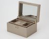 WOLF Palermo Pewter Small Jewellery Box 213178 Thumbnail