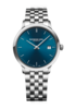 Raymond Weil Toccata Blue Dial Stainless Steel Mens Quartz Watch 39mm 5485-ST-50001 Thumbnail