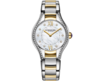 Raymond Weil Noemia Mother of Pearl Diamond Set Two Tone Womens Quartz Watch 24mm 5124-SPS-000985 Thumbnail