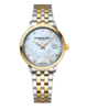 Raymond Weil Toccata Mother of Pearl Dial Diamond Set Two Tone Womens Quartz Watch 29mm 5985-STP-97081 Thumbnail