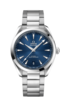 Omega Seamaster Aqua Terra 150M Omega Co-Axial Master Chronometer Blue Dial Stainless Steel Mens 41mm Wristwatch 22010412103004 Thumbnail