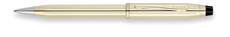 Cross Century II 10 Carat Gold Filled/Rolled Gold Ballpoint Pen 4502WG