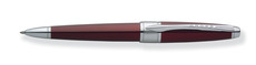Cross Apogee Titian Red Lacquer Ballpoint Pen AT0122-3