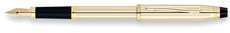 Cross Century II 10 Carat Gold Filled/Rolled Gold Fountain Pen 4509