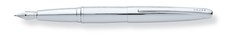 Cross ATX Pure Chrome Fountain Pen 886-2