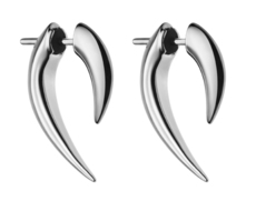 Shaun Leane Sterling Silver Talon Earrings SLS264