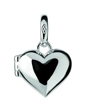 Links of London Sterling Silver Heart Locket Charm 5030.2298
