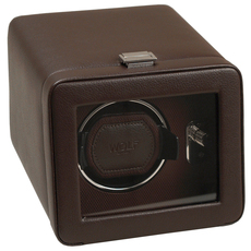 WOLF Windsor Single Winder Watch Winding Box 4525519