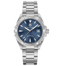 TAG Heuer Aquaracer Blue Dial Calibre 5 Automatic Stainless Steel Mens Watch WAY2112.BA0928