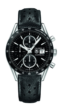 TAG Heuer Carrera Calibre 16 Automatic Chronograph Stainless Steel Mens Watch CV201AJ.FC6357