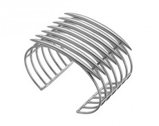 Shaun Leane Sterling Silver Quill Cuff Bangle SLS568