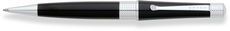 Cross Beverly Black Lacquer Ballpoint Pen AT0492-4