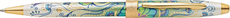 Cross Botanica Green Daylily Ballpoint Pen AT0642-4