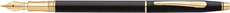 Cross Classic Century Classic Black Fountain Pen AT0086-79