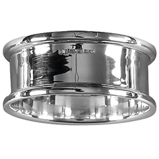 Sterling Silver Polished Napkin Ring 4081 SIL.4081