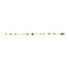 Chimento 18ct Yellow Gold Armillas Pyramis Bracelet 1B01447ZB1190