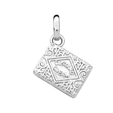 Links of London Sterling Silver Custard Cream Biscuit Charm 5030.2538