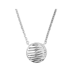 Links of London Sterling Silver Thames Pendant Necklace 5020.3249