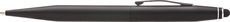 Cross Tech2 Satin Black Ballpoint Pen & Stylus AT0652-1