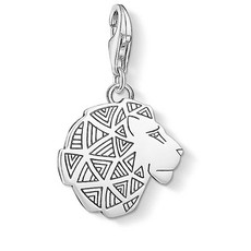 Thomas Sabo Charm Club Sterling Silver Lion Charm 1420-637-21