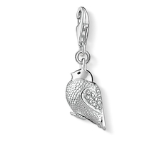 Thomas Sabo Charm Club Sterling Silver & Zirconia Bird Charm 1450-041-14