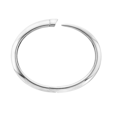 Shaun Leane Sterling Silver Signature Tusk Bangle SLS651