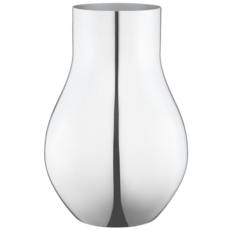 Georg Jensen Living Medium CAFU Stainless Steel Vase 3586358