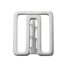 Georg Jensen BERNADOTTE Sterling Silver Money Clip 289 3525566