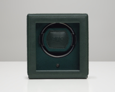 WOLF Green Cub Single Winder with Cover Watch Winding Box 461141