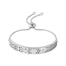 Links of London Sterling Silver Timeless Toggle Bracelet 5010.3784