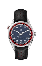 TAG Heuer Carrera Muhammad Ali Blue Dial Limited Edition Mens Watch WAR2A13.FC6337