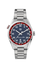 TAG Heuer Carrera Muhammad Ali Blue Dial Limited Edition Mens Watch WAR2A13.BA0738