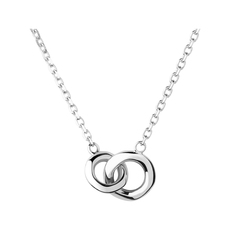 Links of London Sterling Silver 20/20 Mini Necklace 5020.3475