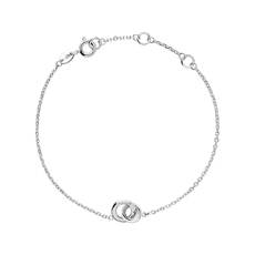 Links of London Sterling Silver 20/20 Mini Bracelet 5010.3783