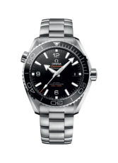 Omega Seamaster Planet Ocean 600M Omega Co-Axial Master Chronometer Black Dial Stainless Steel Mens 43.5mm Wristwatch 21530442101001
