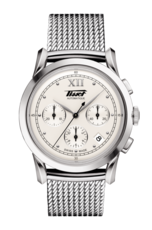 Tissot Heritage 1948 Silver Dial Stainless Steel Mens Chronograph Watch T66178233
