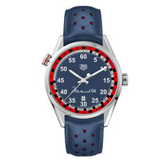 TAG Heuer Carrera Muhammad Ali Blue Dial Limited Edition Mens Watch WAR2A13.FC6421