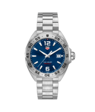 TAG Heuer Formula 1 Blue Dial Stainless Steel Mens Quartz Watch WAZ1118.BA0875