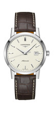 Longines Heritage 1832 Beige Dial Stainless Steel Mens Watch L48254922
