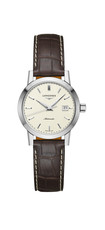 Longines Heritage 1832 Beige Dial Stainless Steel Womens Watch L43254922