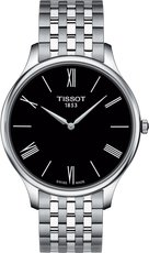 Tissot Tradition Black Dial Stainless Steel Mens Quartz Watch T0634091105800