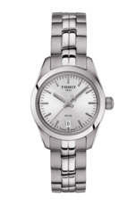 Tissot PR 100 Lady Small Silver Dial Stainless Steel Womens Quartz Watch T1010101103100