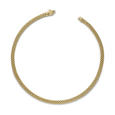 FOPE Meridiani 18ct Gold Necklace 591C